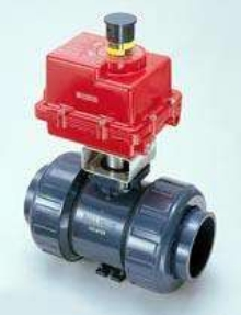 Electric Actuators produce up to 2,000 lb-in. of torque.