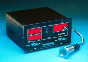 High Vacuum Sensor includes dual filament.