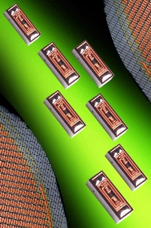 Thin Film RF Inductor provides tight tolerances.