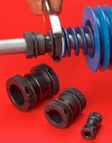Thrust Collar allows high load adjustment on shaft.