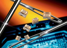 Capacitors suit optical transceivers.