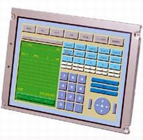 TFT LCD enables display of colors in bright sunlight.
