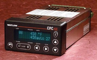 Temperature Controller adapts to changing load conditions.