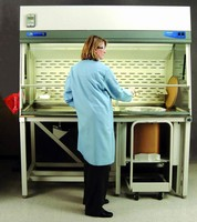 Bulk Powder Enclosures protect users from particulate.
