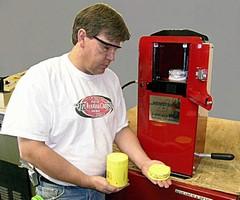 Oil Filter Crusher requires minimal maintenance.