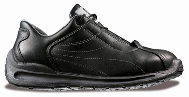 Safety Shoe combines comfort and modern design.