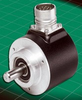 Rotary Encoders operate in harsh environments.