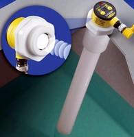 Ultrasonic Sensors offer chemical resistance.