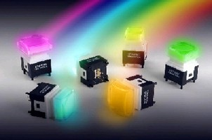 Pushbutton Switches feature RGB LED technology.