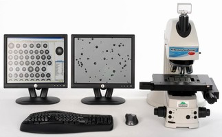 Particle Analyzer offers SOP-driven, automated operation.