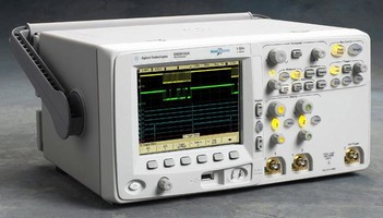 Oscilloscopes operate over 100 MHz bandwidth.