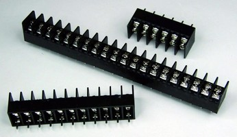 Barrier Strip has high-density contacts.