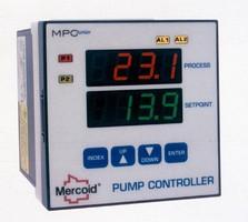 Pump Controller provides 1- or 2-pump control.