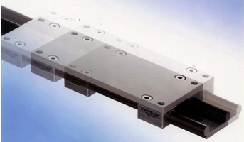 Linear Guide Systems offer flexible configurations.