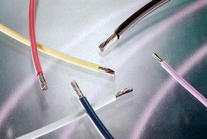 Hook-Up Wire offers lightweight, durable solution.