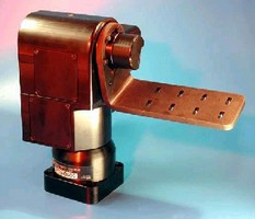 Antenna Positioner provides payload capacity to 70 lb.