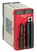 Controller performs functions of 20 safety relays.