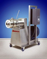 Colloid Mills Reduce Particle Sizes Uniformly