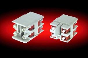 SC Module provides fiber optic capability.