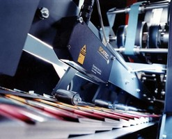 Laser Copy Counters are suited for fine sheet counting.