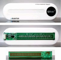 Slider Control produces SPI serial signal output.