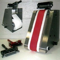 Color Proofing System eliminates manual draw downs.