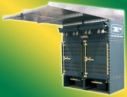 Air Quality Booth protects workers from dusty environments.