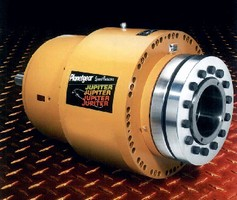 Gear Reducers offer hollow shaft mounting option.