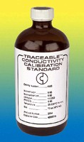 Calibration Standards include Traceable® Certificate.
