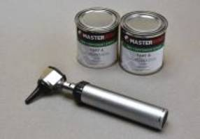 Epoxy Adhesive exhibits 30 pli T-peel strength.