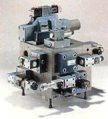 Press Manifold System Blocks provide self-monitoring.