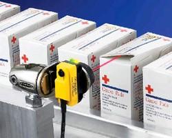 Laser Sensors utilize Class 1 lasers.