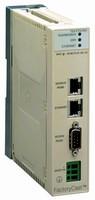 Web Gateway facilitates Modbus® Ethernet connections.