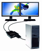 External Upgrade Device adds multi-display support.
