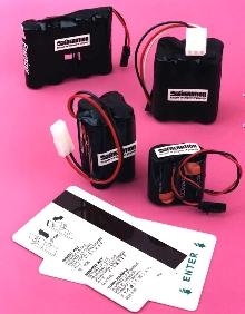 Battery Packs are designed for card reader door locks.