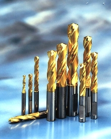 Chamfer Drills are made of solid carbide