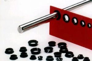 Clip Bearings suit sheet metal applications.