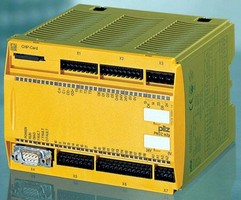 Safety System provides safety and control functions.