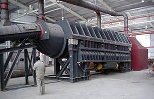Sand Processing Machinery saves castings from damage.