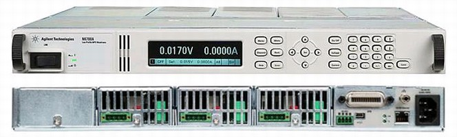 Modular Power System provides up to 1,200 W.