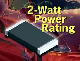 Power Metal Strip Resistor features 1% tolerance.