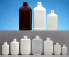 Oblong and Oval Bottles suit pharmaceutical industry.