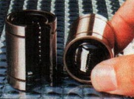 Linear Ball Bearings feature quiet movement.