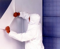 Protective Coatings are designed for spray booths.