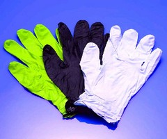 Nitrile Gloves are accelerator-free and latex-free.