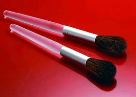 Blending Brush targets cosmetic applications.