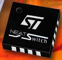 Signal Switches are designed for application-specific use.