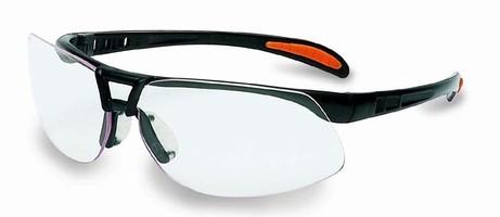 Lightweight Safety Eyewear promotes user comfort.