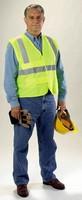 Reflective Safety Vests promote workplace visibility.