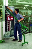 Cable Puller enables one person to pull one ton.